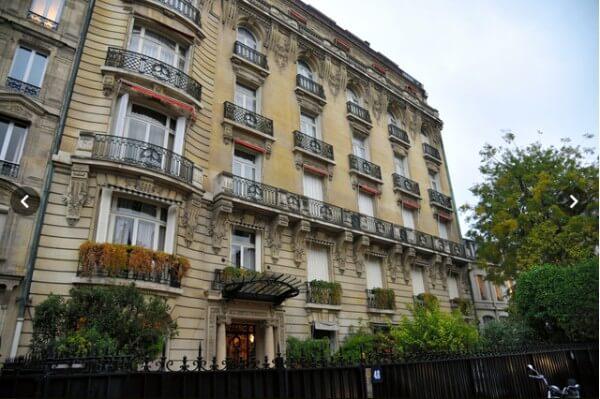 カルロス・ゴーン容疑者 パリのマンション