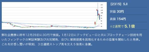 新生ジャパン投資 高山緑生 前池英樹 SJI(2315)