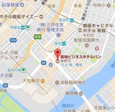 株式ジャーナル地図
