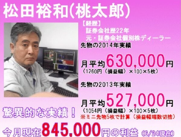 バランス投資顧問 海と風 評判 FX桃太郎