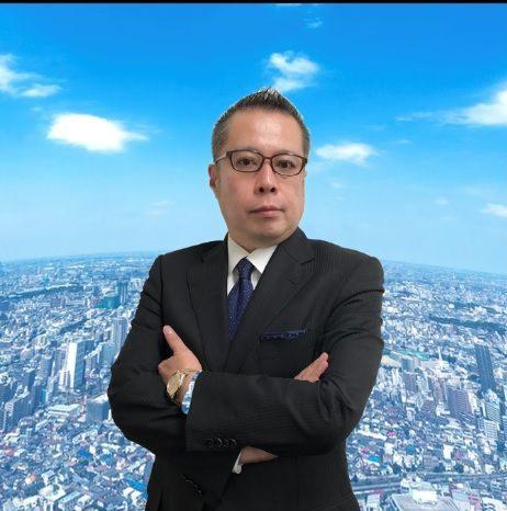 石田皇正氏