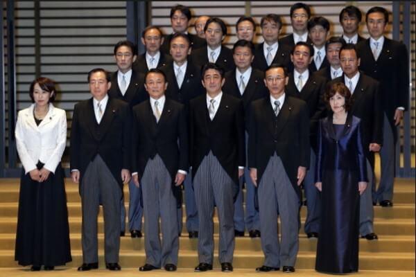 2019 参院選 株価 安倍内閣